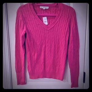 NWY Ann Taylor sweater, XS